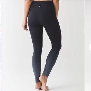 Lululemon Ombré Leggings